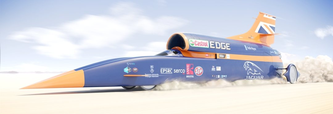 Bloodhound SSC – Being a Social Business at 1000MPH